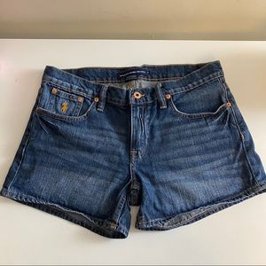 Ralph Lauren Sport Denim Jean Shorts 8